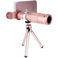 18X Zoom Phone Telescope Telephoto Camera Lens+Tripod Lens Cover  Universal For iPhone Android Mobile Phones