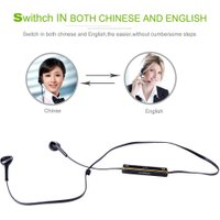 Black Original VODOOL Bluetooth 4.0 Headset In-Ear Sports Earphone Headset Bluetooth Earphone For Mobile Phones