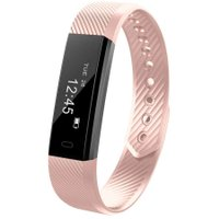 ID115 Bluetooth Android Smart Bracelet Pedometer Fitness Tracker Smart Band Sleep Monitor Sport Wristband for Mobile Phones
