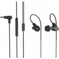 REMAX RM-580 Portable Four Drive 3.5mm Wired In-Ear Earphne Earbuds with Mic for Mobile Phones